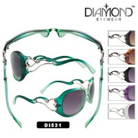 Wholesale Diamond Eyewear Sunglasses