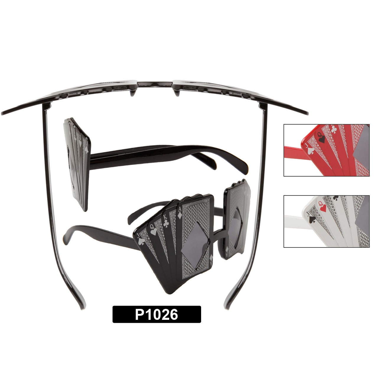 Wholesale Poker Glasses