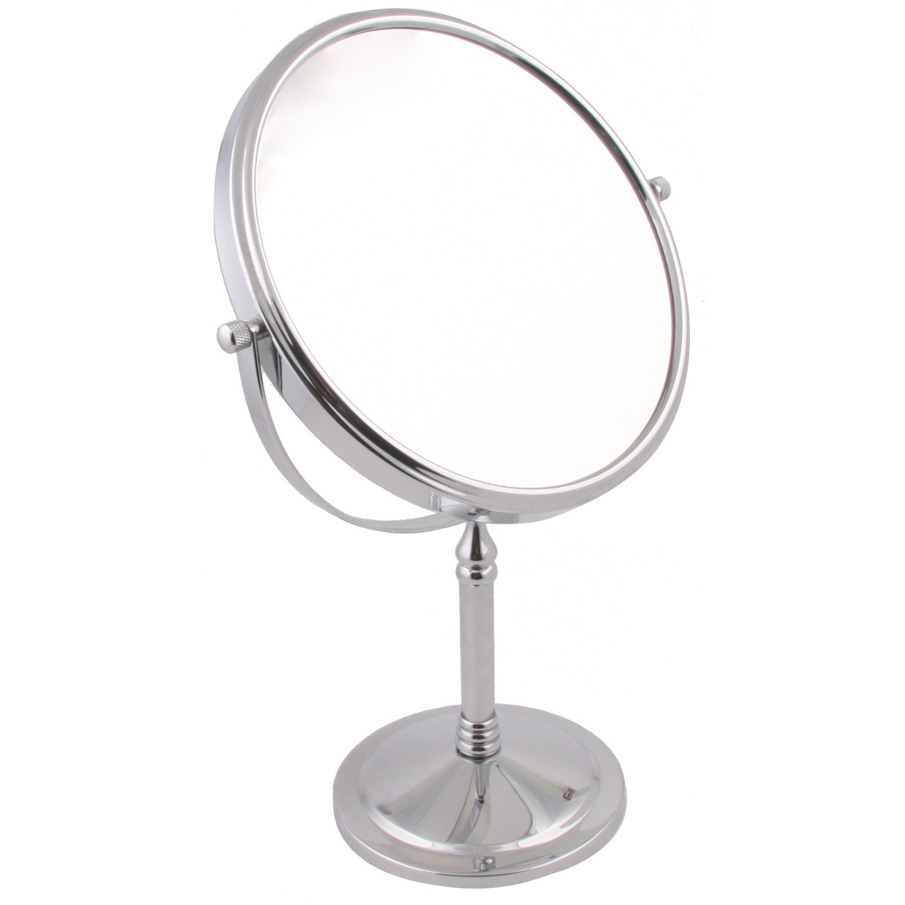 Counter Top Swivel Mirror with Magnification 7066
