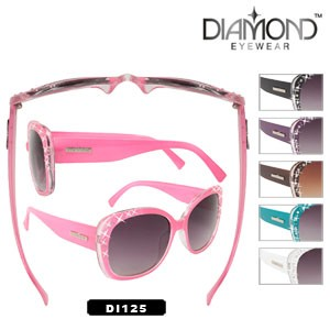 dfbcf2a5802 Wholesale Diamond Eyewear Rhinestone Sunglasses DI125