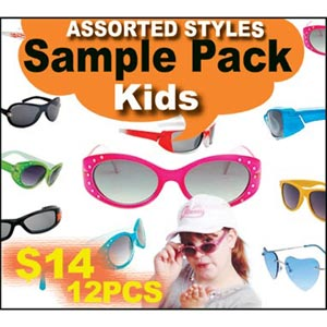 http://www.wholesalediscountsunglasses.com/images/D/kids_sample_pack.lge.jpg