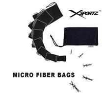 Xsportz Micro Fiber Bags 0048