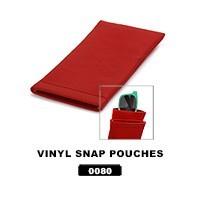 Vinyl Snap Pouch 0080