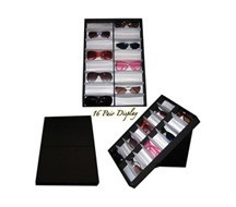 Folding Sunglass Display Tray 7034