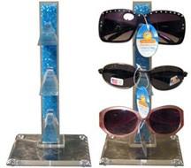 Sunglass Display 7042BLUE