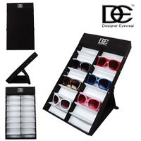 Folding DE Designer Eyewear Sunglass Display Tray 7063