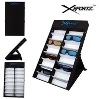 Folding Xsportz Sunglass Display Tray 7064