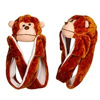 """Monkey with Long Arms"" Wholesale Cap A109"