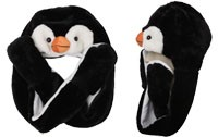 """Penguin with Long Arms"" Wholesale Cap A111"