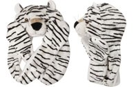 """White Tiger with Long Arms"" Wholesale Cap A112"