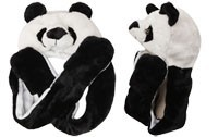 """Panda Bear with Long Arms"" Wholesale Cap A113"