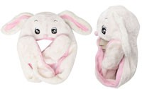 """Bunny with Long Arms"" Wholesale Cap A115"