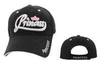 """PRINCESS""  Wholesale Cap C134"