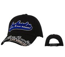"""LOS ANGELES""  Wholesale Cap C208"