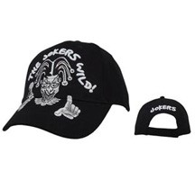 """THE JOKERS WILD""  Wholesale Cap C211"