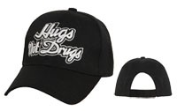 """Hugs Not Drugs"" Wholesale Cap C5210"