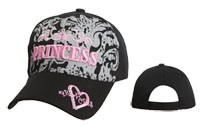 """Princess"" Wholesale Cap C5215A"
