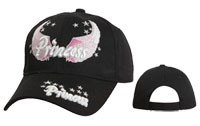 """Princess"" Wholesale Cap C5216A"