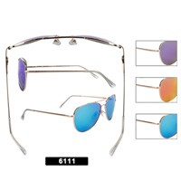Wholesale Aviator Sunglasses 6111