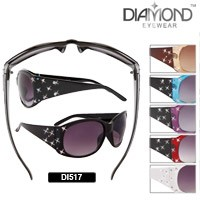 Diamond Eyewear Sunglasses DI517
