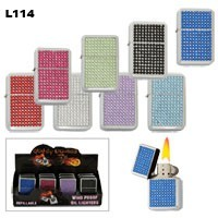 Assorted Gemstone Wholesale Lighters L114