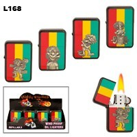 Pot Theme Wholesale Lighters L168