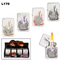 Assorted Eagles Wholesale Lighters L170