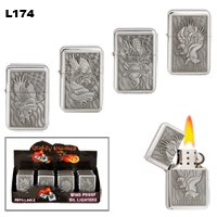 Assorted American Legend Wholesale Lighters L174