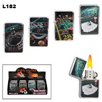Assorted Casino Wholesale Lighters L182