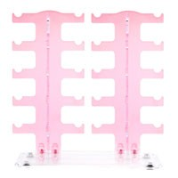 Sunglass Display D5007-Pink Hold 10 pair