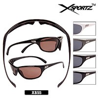 Xsportz Style Polarized Sunglasses XS55