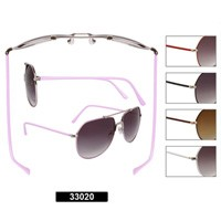 Wholesale Aviator Sunglasses 33020