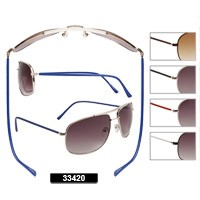 Wholesale Aviator Sunglasses 33420