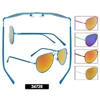 Wholesale Aviator Sunglasses 34720