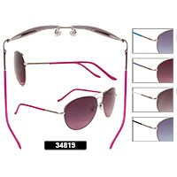 Wholesale Aviator Sunglasses 34819