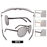 Wholesale Aviator Sunglasses 36119