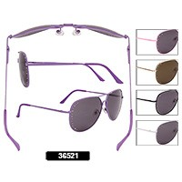 Wholesale Aviator Sunglasses 36521