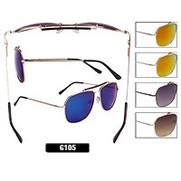 Wholesale Aviator Sunglasses 6105