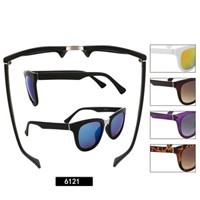 Wholesale Aviator Sunglasses 6121