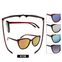 Wholesale Cateye Sunglasses 6138