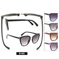 Wholesale Cateye Sunglasses 6145
