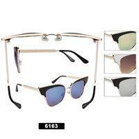 Wholesale Cateye Sunglasses 6163