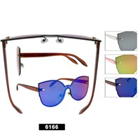 Wholesale Fashion Sunglasses 6166