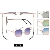 Wholesale Cat Eye Women Sunglasses 6176
