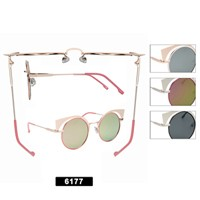 Wholesale Cateye Sunglasses 6177