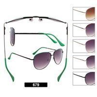 Wholesale Aviator Sunglasses 679