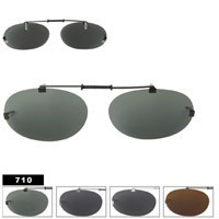 Wholesale Polarized Clip On Sunglasses 710