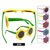 Wholesale Kids Sunglasses 8103