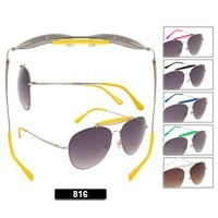 Wholesale Aviator Sunglasses 816