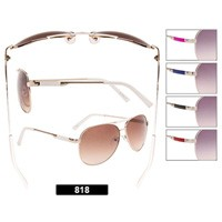 Wholesale Aviator Sunglasses 818